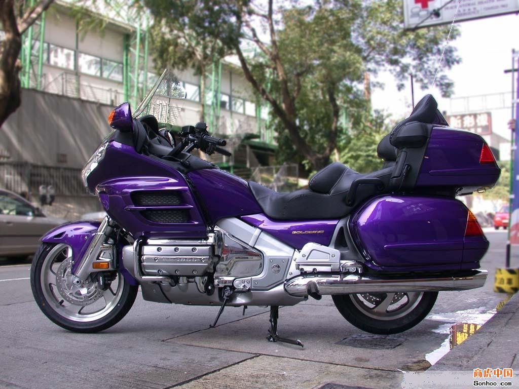 本田金翼摩托车价格表
