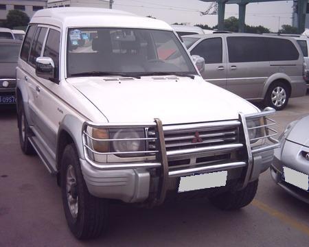 供应出售三菱帕杰罗v73越野车 高清图片