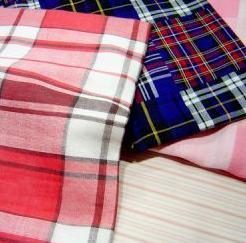 供應雙層全棉面料圖片