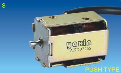 供应HID氙气大灯用AKD0726型电磁铁