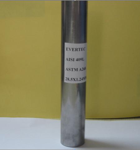 供应409L不锈钢管