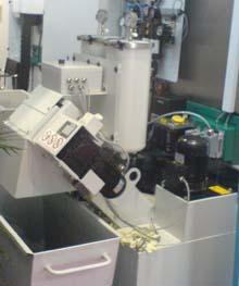 供应刮板反冲切削液过滤系统-刮板反冲排屑机