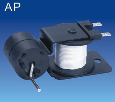 供应投币电话用摇摆式AP2型电磁铁图片
