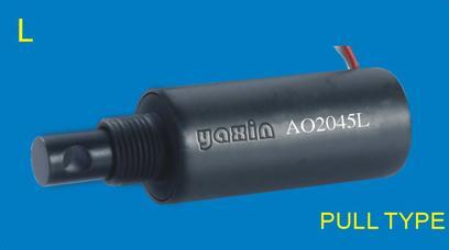 供应圆管式AO2045型电磁铁