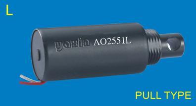 供应圆管式AO2551型电磁铁厂家地铁闸机电磁铁批发深圳圆管电磁铁价格批发