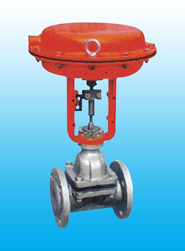 供应气动隔膜调节阀图片