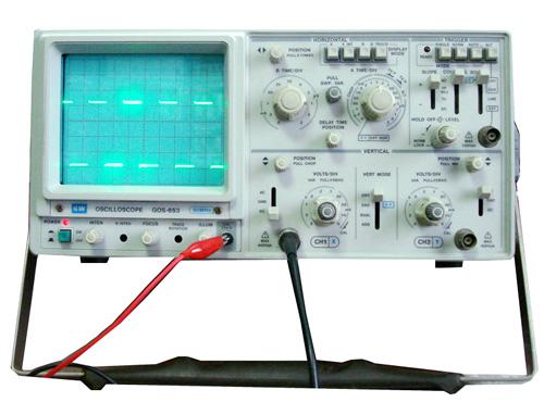 示波器 时基电路图