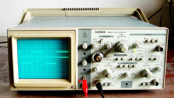 主营:             名称:100m模拟示波器型号:xj