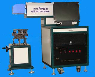 CO2激光打标机   非金属激光