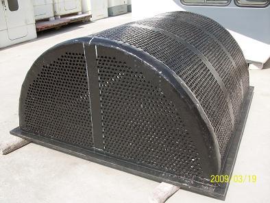 供应玻璃钢环泵入口滤网批发