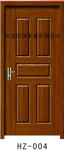 供应珍木烤漆拼装门批发