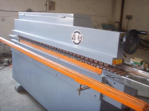 供二手木工机械意大利飞龙r9全自动直线封边机带跟踪