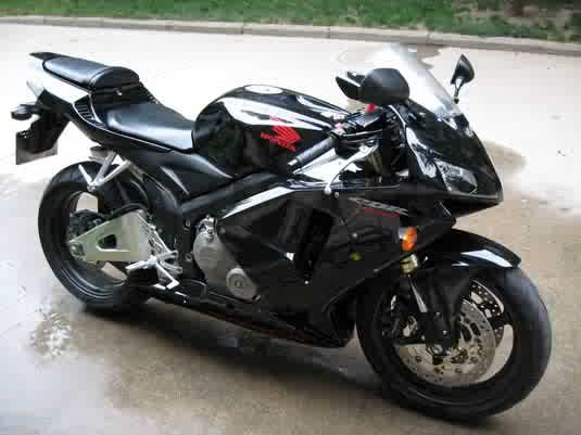 出售原装进口本田摩托车图片图片