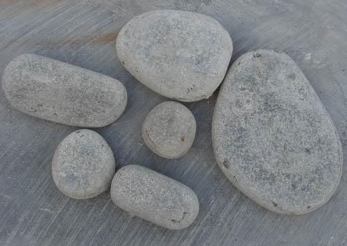 点线面手绘鹅软石