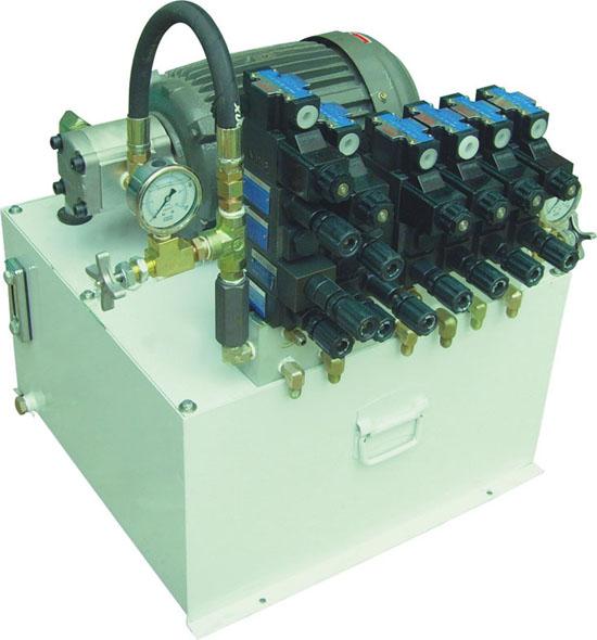 供应液压组合,液压站,液压系统