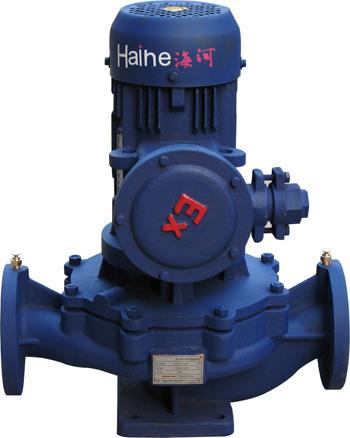 供应YG型防爆管道油泵,管道式离心油泵,管道油泵批发