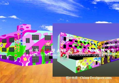 供应幼儿园壁画装饰设计图片