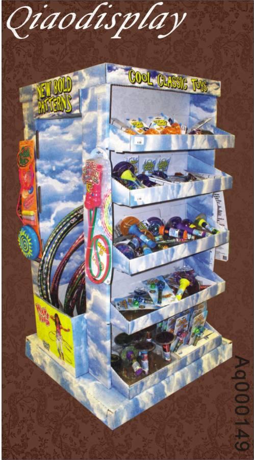 供应纸货架,展示架,纸展架,促销堆头,PDQ批发