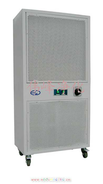 供应移动式自净器空气净化器