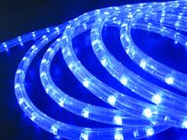 供应LED圆二线灯带彩虹管