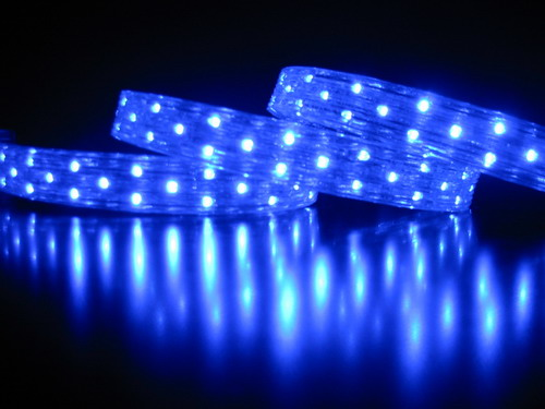 供应LED灯带LED彩虹管