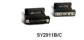 并口转USB打印机适配器SY2911图片