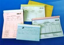 供应表格印刷