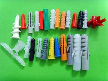 供应膨胀螺丝塑料塞塑料膨胀管