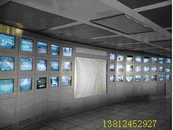 供应江苏监控电视屏幕墙机柜