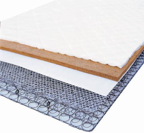 普通床垫内部结构图片