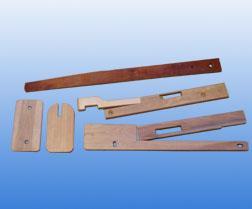 1515整套织布机木配件图片
