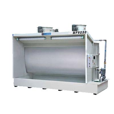 上海容安木工机械水洗式喷漆台设备有限公司