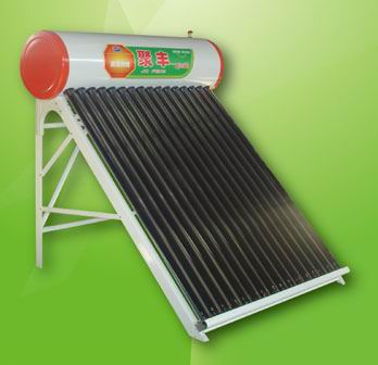 金刚胆系列太阳能热水器图片/金刚胆系列太阳能热水器样板图
