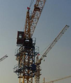 塔吊_塔吊供货商_供应明龙塔吊