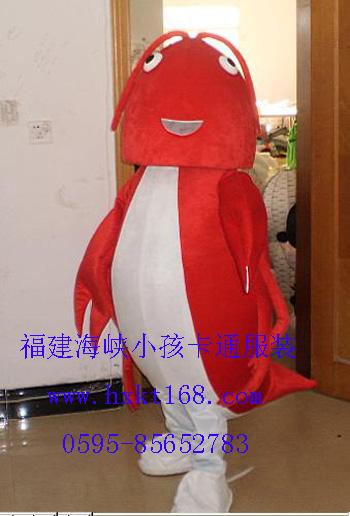 福建海洋动物卡通服装报价