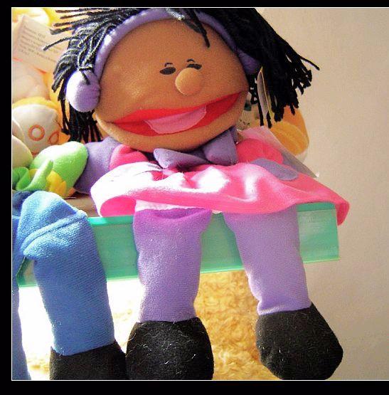 布绒玩具图片