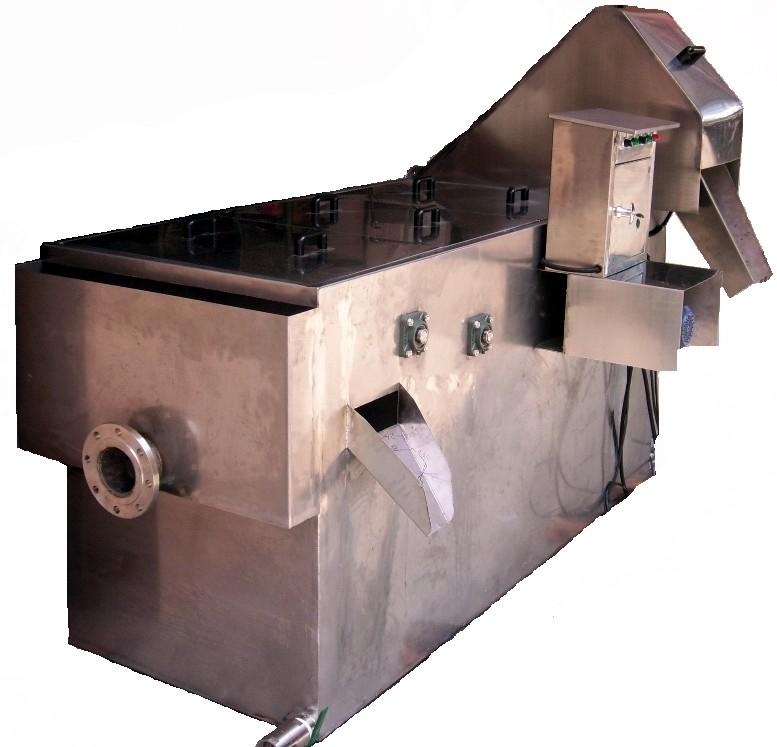 供应生活污水处理设备除油去渣机