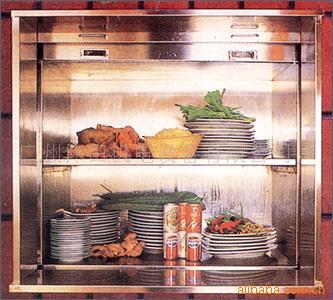 供应广东杂物电梯餐梯传菜电梯,杂货梯食品提升机、厨房运饭电梯、厨房运菜电梯、厨房电梯、厨房运货电梯,传菜梯、菜梯、送餐电图片