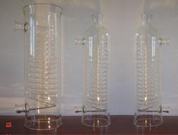优质玻璃列管冷却器,南通经典化工玻璃提供