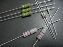 供应氧化膜电阻