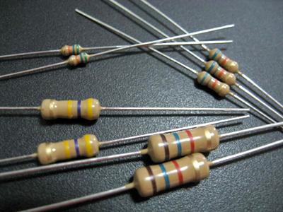 供应碳膜电阻图片