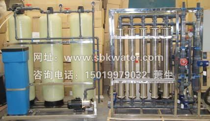 离子水机,电瓶专用蒸馏水机,电池用蒸馏水设备图片