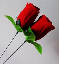 搞笑玩具魔术玩具火把变玫瑰