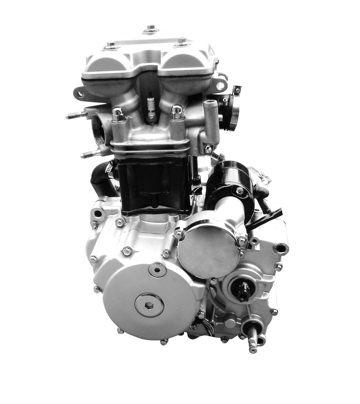 摩托车发动机图片