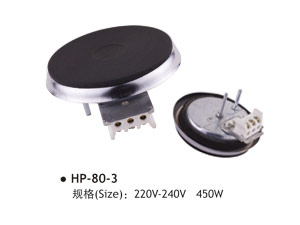 供应发热盘HP-80-2批发