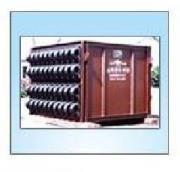 铸铁式省煤器图片|铸铁式省煤器图纸图|铸铁式原理回回样板炮图片