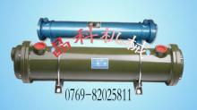 供应管式水冷却器