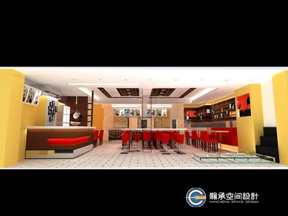 餐饮店装修图片