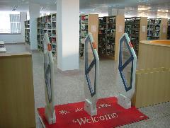 供应图书馆防盗设备及耗材