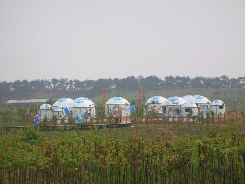 武汉木兰草原c拓展图片